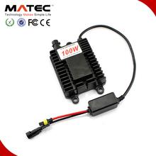 Automobiles Lighting HID 12V 100w Electronic Ballast