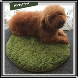 High quality new design pet mat pet bed with dog's paw