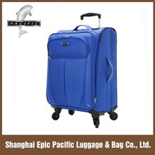 GM15090 20/24/28 inch 3pcs four wheels Soft Luggage sets/High quality Spinner luggage/New Luggage Suitcase