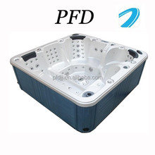 2012 Latest Style With Outstanding Quality Luxury 6 Person Outdoor Spa