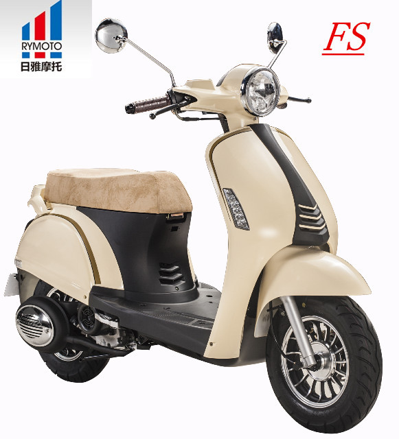cheap retro 49cc gas scooter moped 50cc motorcycle eec. Black Bedroom Furniture Sets. Home Design Ideas