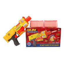 Soft bullet gun toy for kids