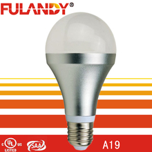 RGB e27 led lamp bulb 7w with bluetooth remote control by ipad or android