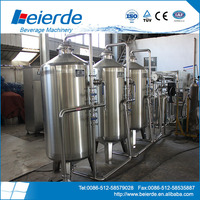 Drinking water ro water treatment machine with price/treatment plant