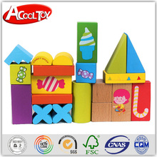 china new manufacturer offer directly wooden educational soft toy blocks