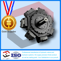 Radial piston motor OEM China hydraulic motor