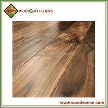 American Walnut Wood Flooring Picture/Lower Price Parquet Flooring