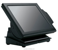 12'' waterproof touch screen monitor, capacitive touch panel