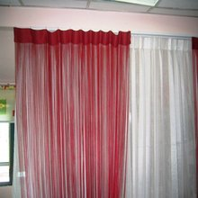 Door Window Panel Room Divider String Curtain
