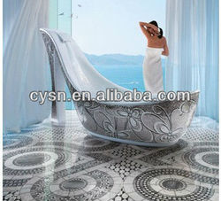 2014 LUXURY bathtubs/ NEW soaking tubs/freestanding bathtub Shoe design