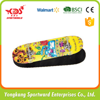 Hot sale chinese new pro skateboard with four wheel skateboard
