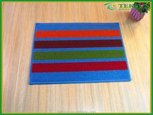 Best hot Multi Color Cheap Fancy floor Mat, Easy Cleaning Door Mat