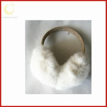 2015 good quality fake fur ear muff,earmuff, ear cover