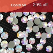 hot fixed rhinestone crystals ss20 5mm ab crystal for shamballa bracelets,14 cutting facets,10gross/bag,shiny&strong