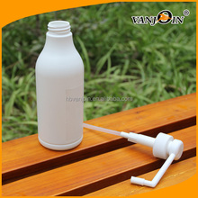 500ML HDPE Plastic Shampoo Bottle Packaging Manufacturers