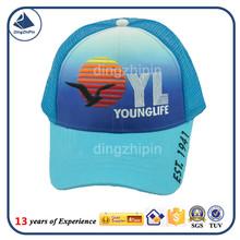 United Kingdom Beach club ventilation cap 5 panel promotion cap