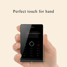 New 2015 Luxury AEKU Card Mobile Phone Ultra Thin Pocket Mini Phone Quad Band pocket students personality phone