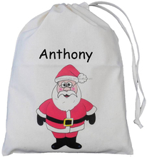 New style santa sack with custom own logo wholesale