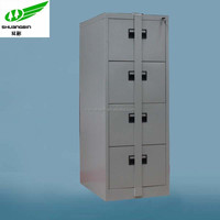 two locks vertical 4 drawer metal unique file cabinets
