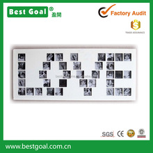 """LOVE"" picture photo Frame Holder Multi Wall Hanging picture frames Combination wall photo frame"