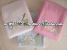 POLYESTER BABY BLANKETS