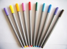 Alibaba china classical water based multi color pen