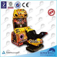 Máquinas arcade de carreras de motor FF