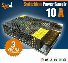 DC12v 120W LED switching power supply 12V 10A power supply