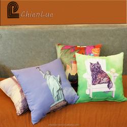 Home Decorative pillow case sofa custom cushion cover