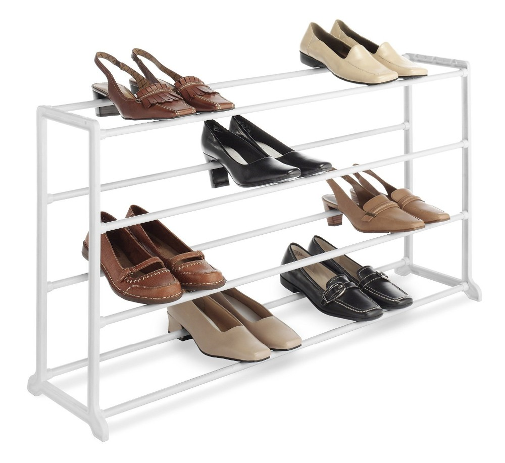 Mens shoe racks for closets