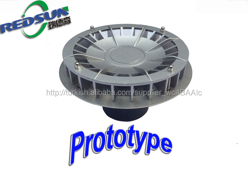 Elektronik için ABS plastik kapak muhafaza kutusu prototip
