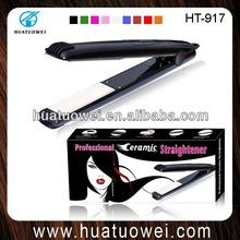 Professional hair straightening name brand flat iron hair straightener