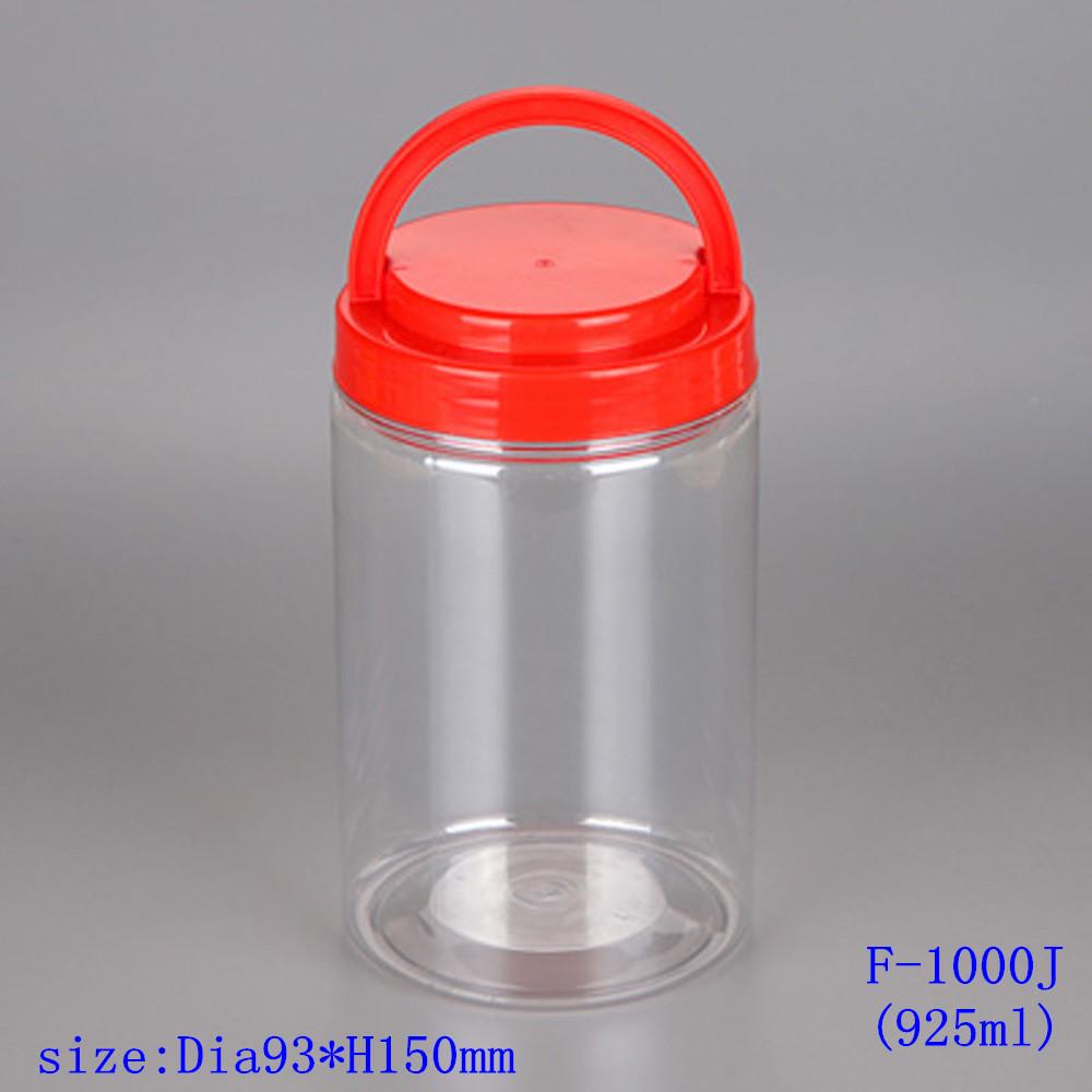 Contenitore cilindrico plastica