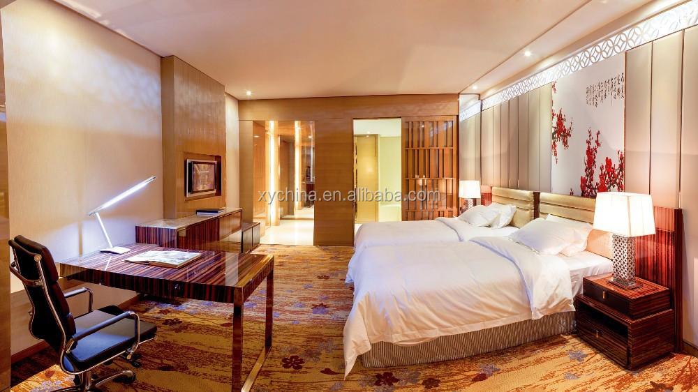 Wooden Hotel Room Furniture Set For 5 Star Hotel Buy