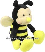 vivid Stuffed Animal soft Plush Bumble Bee Toys