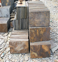natural slate crazy paving tiles chinese best selling