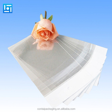 Transparent OPP Plastic Packing Bags With Header and Self Adhesive/Custom Printed OPP Plastic Bag/OPP bag Definition