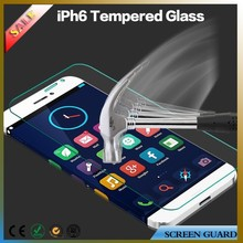 tempered glass screen protector for iphone 6 plus factory in shenzhen OEM low price
