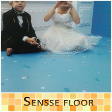 Commercial PVC Vinyl Floorings Cover For Hospitals