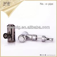 HW most popuar paoduct e-pipe chemical free e cigarette