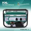NDL Gasoline Generator 2KW Key Start/Electric Start NDL2500DXE