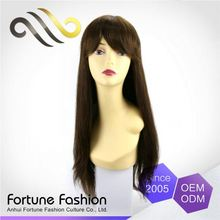 Formal Clearance Price Various Colors Human Hair Wigs Pre Bonded Hair