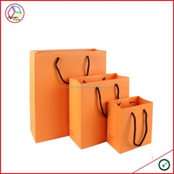 High Quality Advertising Paper Bag