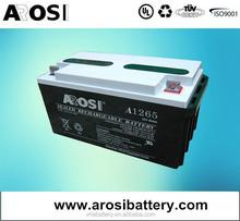 12V AGM Rechargeable Storge Battery 12v 1500ah Battery