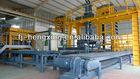 Completo- automático de tijolo de cimento máquina de moldagem
