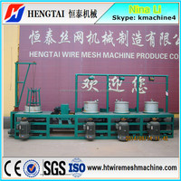2015 New Design Pulley Type Cooper Wire Drawing Machine