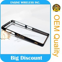 wholesale alibaba bumper metal case for huawei ascend p6