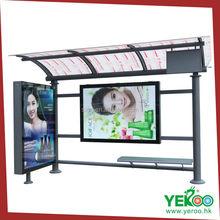 outdoor advertising billboard stand