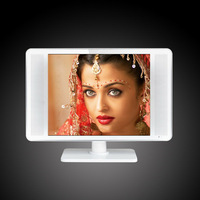 """15""""/15 inch China small flat thin stand LCD TV"""