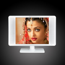 "15""/15 inch China small flat thin stand LCD TV"